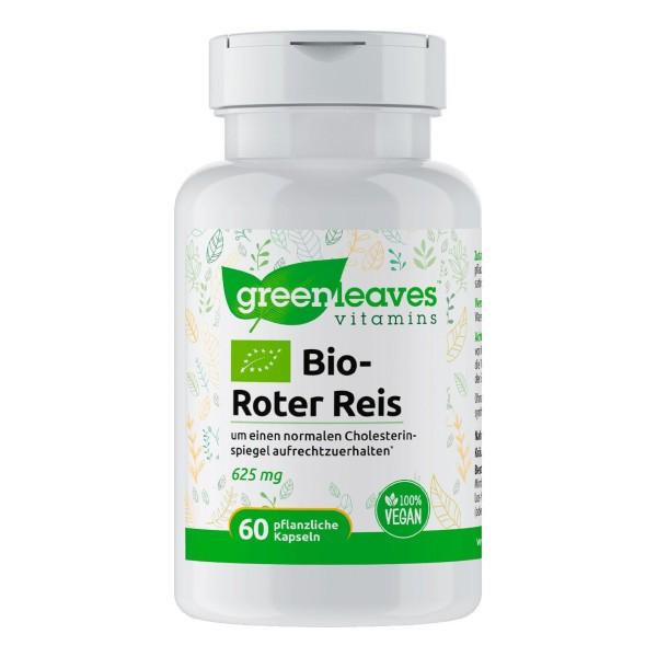 BIO-Roter Reis von Greenleaves bei medico24
