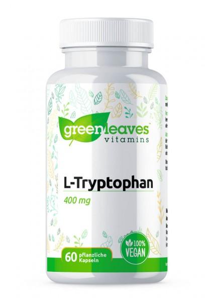 L-Tryptophan 400 mg