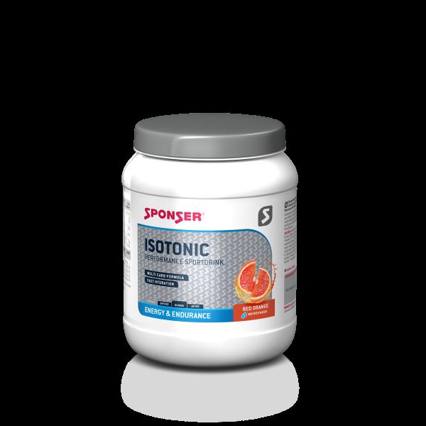 Isotonic, RED ORANGE (1000 g)