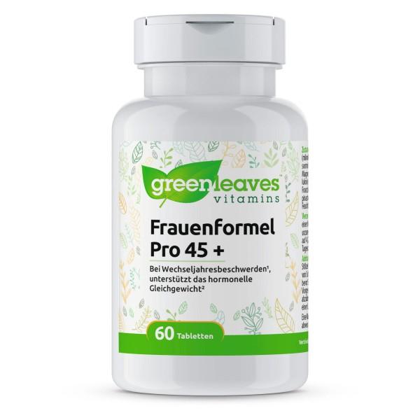 Frauenformel Pro 45+