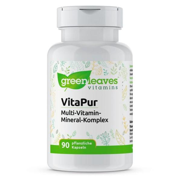 VitaPur Multi mit Lutein von Greenleaves
