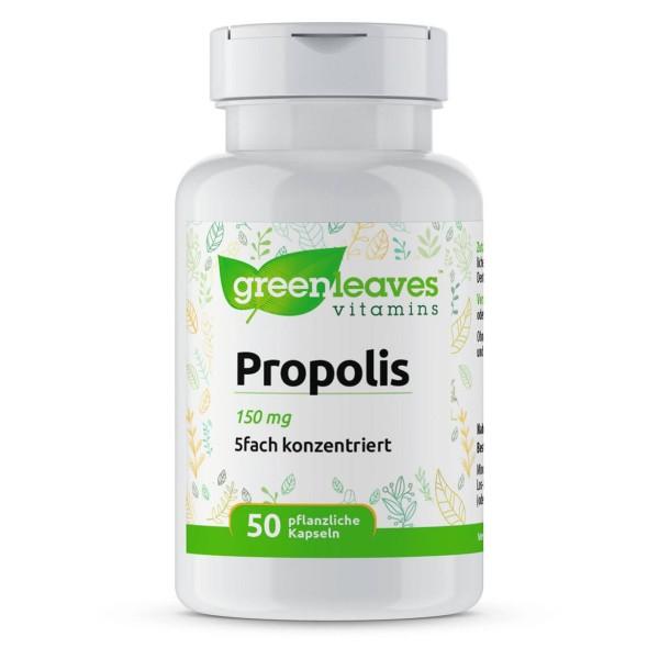 Propolis 150 mg von Greenleaves