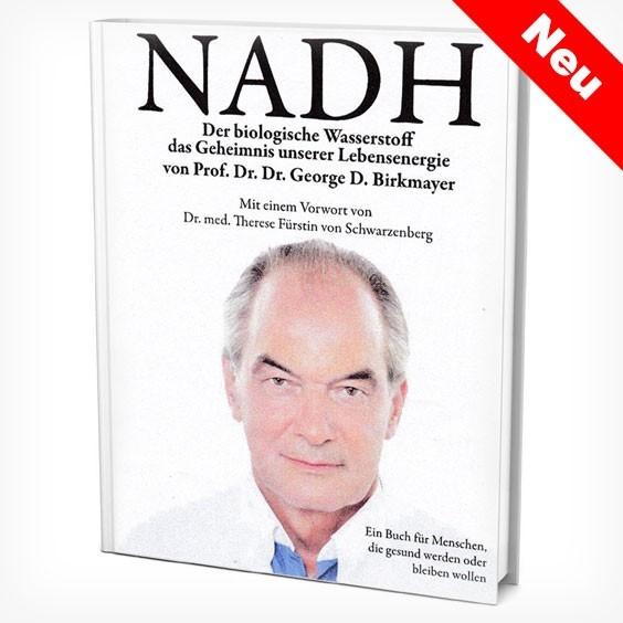 Das Buch über NADH Prof. George Birkmayer