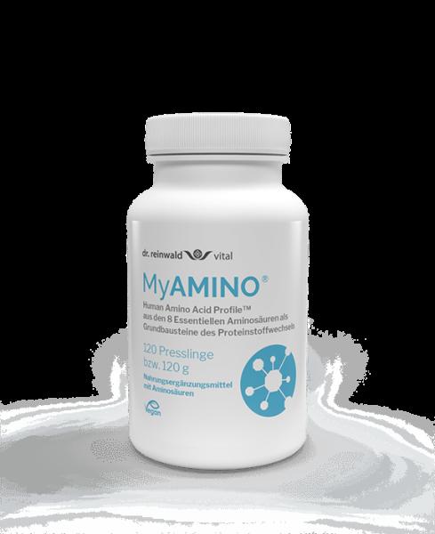 MyAMINO® Acht essentielle Aminosäuren