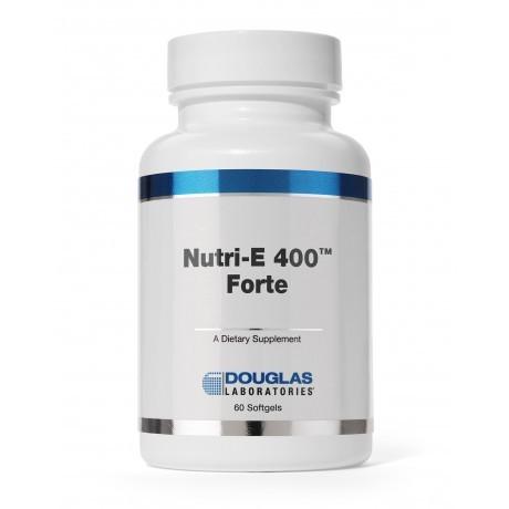 Vitamin E - Nutri-E400 Forte Douglaslabs