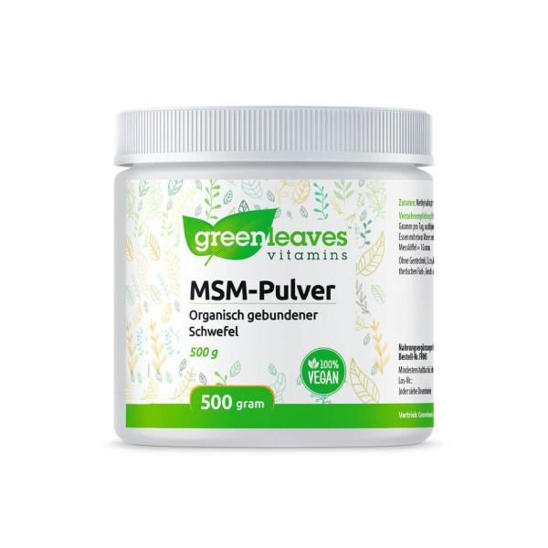 FF-005 MSM-Pulver Opti-MSM®