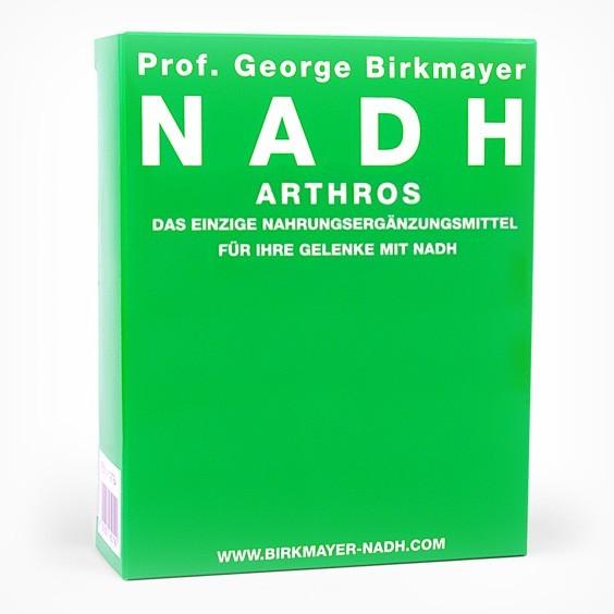 NADH Arthros 20mg Orginal Prof. George Birkmayer