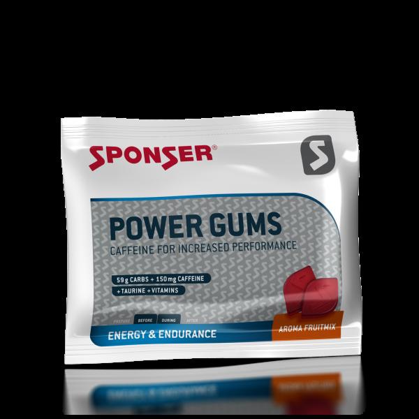 Power Gums, FRUIT MIX Beutel (75 g)
