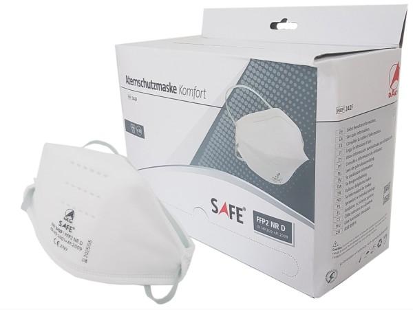 FFP2 Atemschutzmaske Comfort, 20 Stück