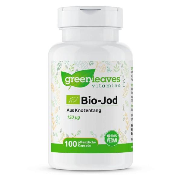 Bio-Jod Aus Knotentang, 150 μg