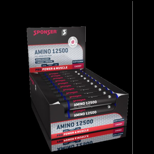 Amino 12500, CHERRY Display (30 x 25 ml)