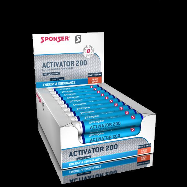 Activator 200, COLA-LEMON (30 x 25 ml)
