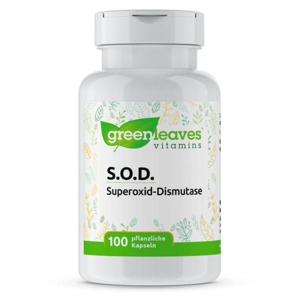 S.O.D.(Superoxid-Dismutase) 2000 MFU