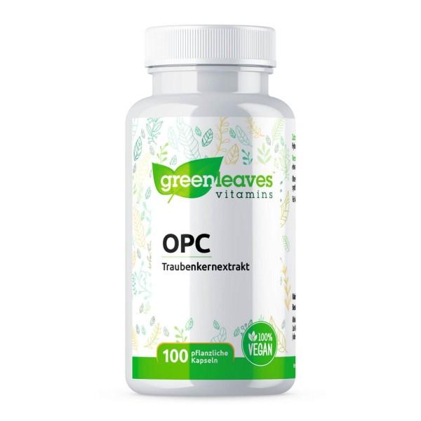 OPC Traubenkernextrakt von Greenleaves