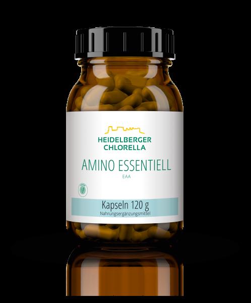 AMINO ESSENTIELL EAA KAPSELN von chlorella heidelberger