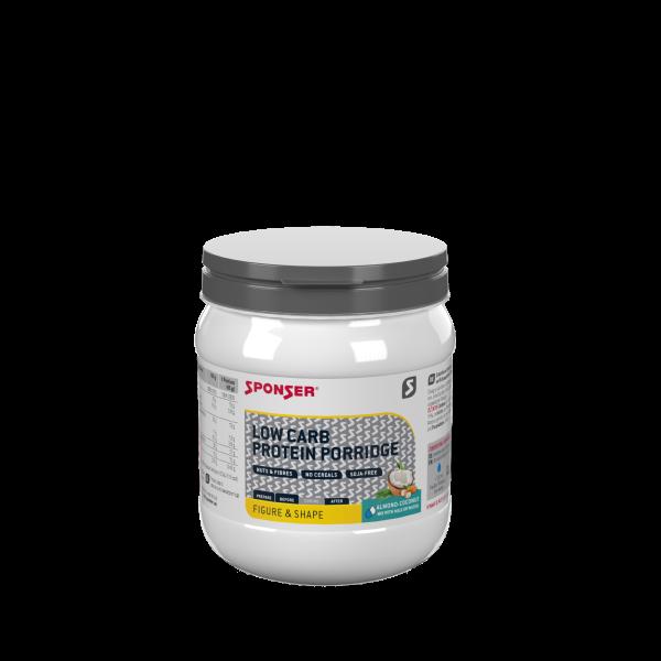Low Carb Protein Porridge, ALMOND COCONUT (540 g)