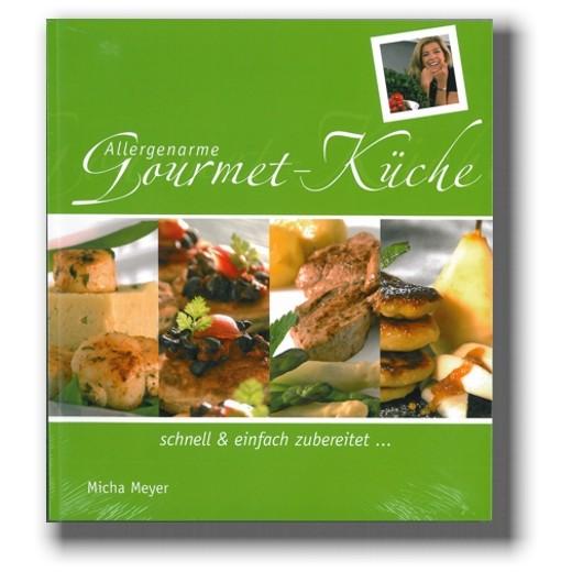 Allergenarme Gourmet-Küche von Michaela Meyer