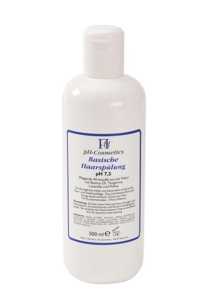 pH-Cosmetics Basische Haarspülung