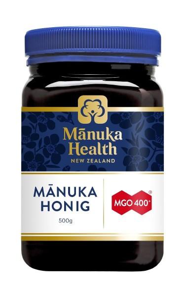 Manuka-Honig MGO 400+ 500g