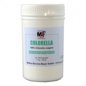 Chlorella Vulgaris Medico Kapseln