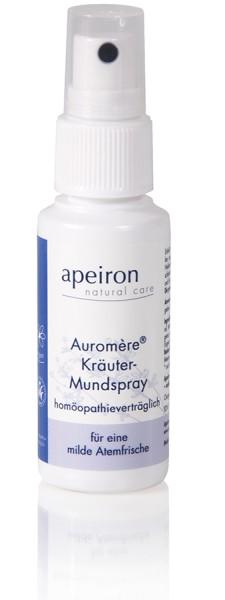 Auromère® Kräuter-Mundspray - mentholfrei Apeiron