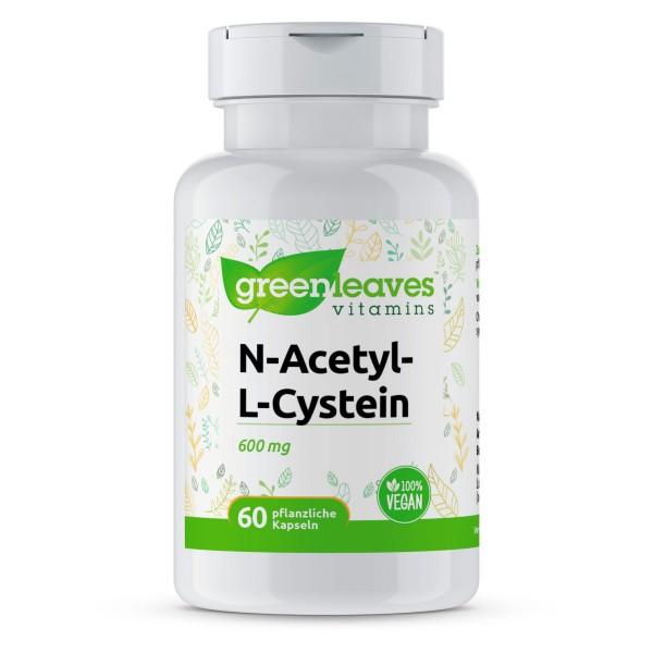 N-Acetyl-L-Cystein 600 mg