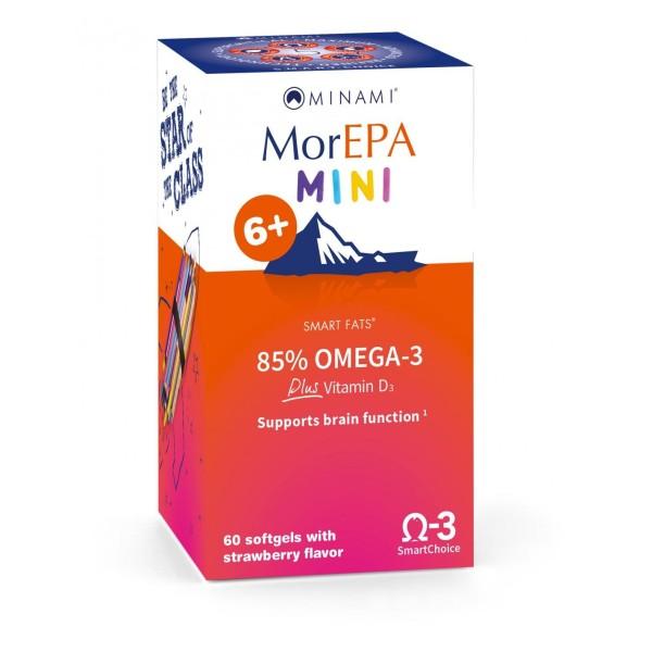 MorEPA® Mini (250 mg EPA - 55 mg DHA)