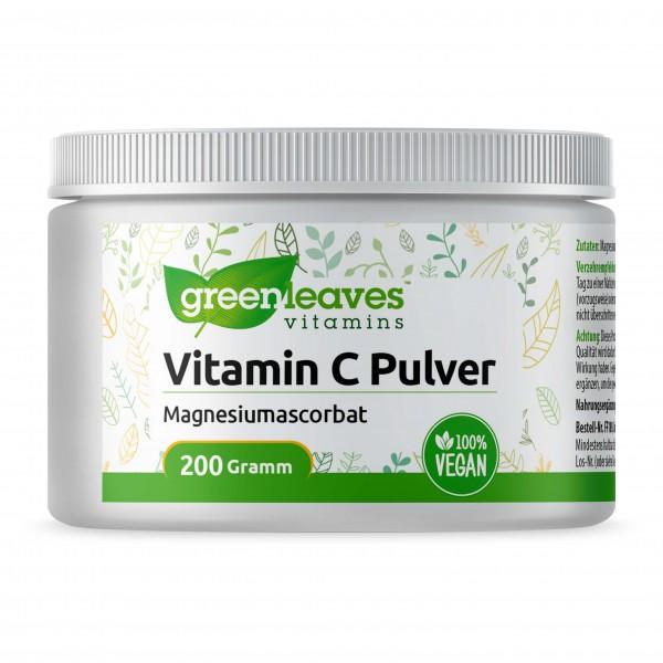 Vitamin C Pulver (Magnesiumascorbat)