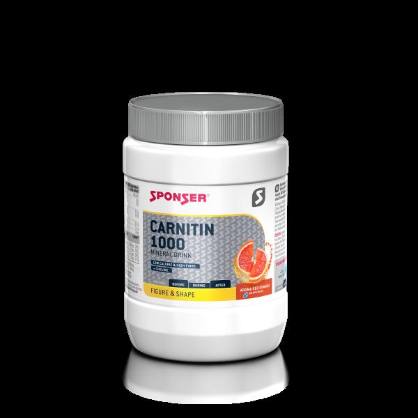 Carnitin 1000, RED ORANGE (400 g)