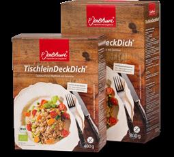 TischleinDeckDich® 800g