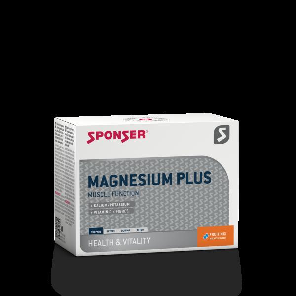 Magnesium Plus, FRUITMIX Display (20 x 6.5 g)