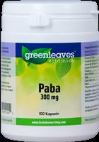 Paraaminobenzoesäure PABA iwasserlösliches VitaminB-Vitamine Greenleaves