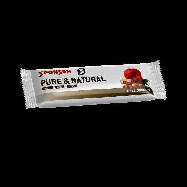 Pure & Natural, APPLE-CINNAMON Display (25 x 50 g)