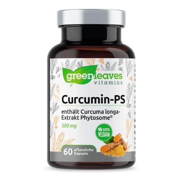 Curcumin-PS enthält Curcuma longa-Extrakt Phytosome®