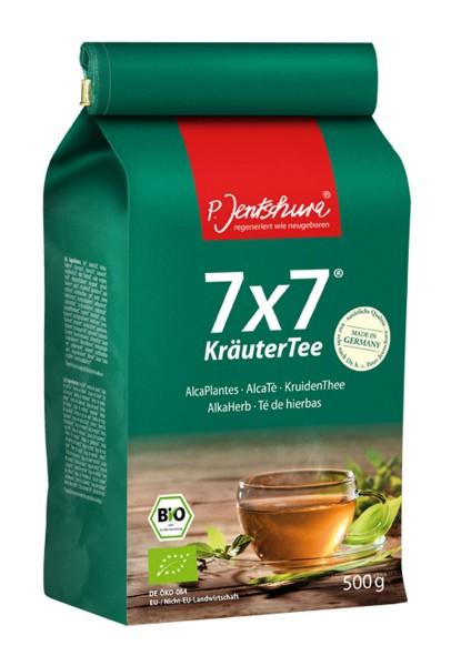 7x7 Kräuter Tee, 500g