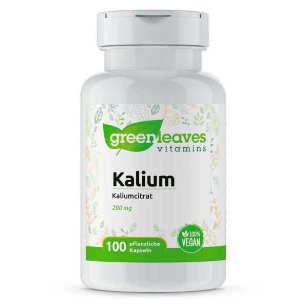 Kaliumcitrat 200 mg