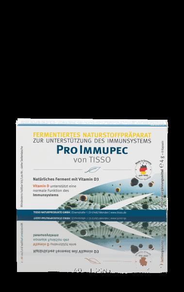Pro Immupec 32 Kapseln, 16g von TISSO