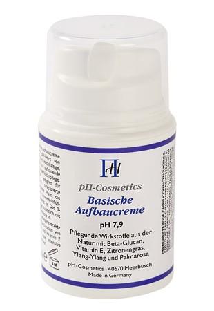 Basische Aufbaucreme pH 7,9 - 50 ml
