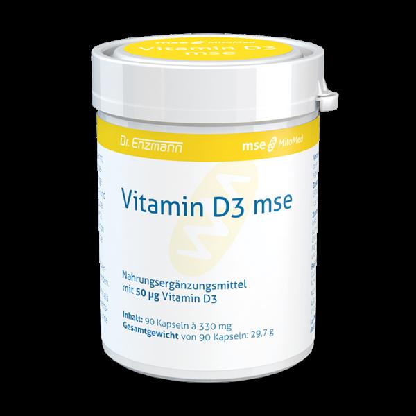Vitamin D3 mse